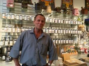 Rover Benecke Owner of TeaFountain