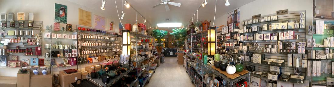 TeaFountain Gourmet Tea Store Marin County, CA
